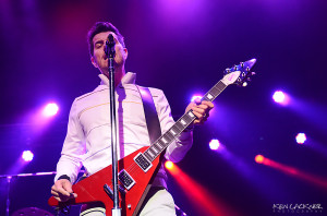311 perform to a sold-out crowd at The Tabernacle in Atlanta.