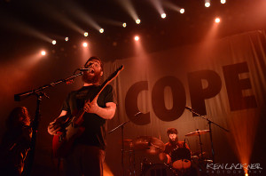 Manchester Orchestra at The Tabernacle.