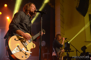 Switchfoot at Buckhead Theater.