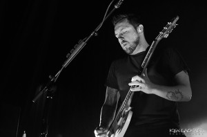 Anberlin perform for the last time in Atlanta at Center Stage.