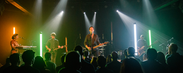 Shearwater at Terminal West